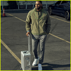 LeBron James Stars in Icon Film for RIMOWA – Watch Now ...
