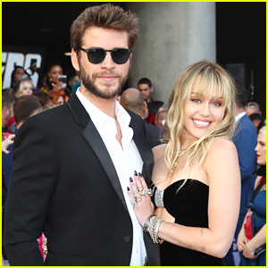 Liam Hemsworth Gives Himself Props For Taking Some Amazing Pics of Wife Miley Cyrus