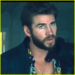 Liam Hemsworth Runs From Dirty Cops in 'Killerman' Trailer - Watch Now!