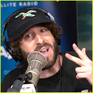 Lil Dicky Spits Freestyle Rap on 'Sway in the Morning' - Listen Now!