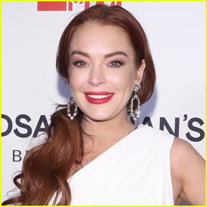 Lindsay Lohan Confirms She's 'Hard at Work' on New Music!