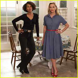 Reese Witherspoon & Kerry Washington Star in 'Little Fires Everywhere' - See the First Look!