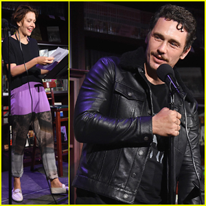 Maggie Gyllenhaal Says Questions About James Franco Annoy Her: 'I Have Nothing To Do With It'