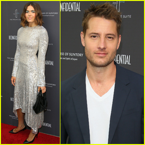 Mandy Moore Joins 'This Is Us' Co-Star Justin Hartley L.A. Confidential Magazine Awards