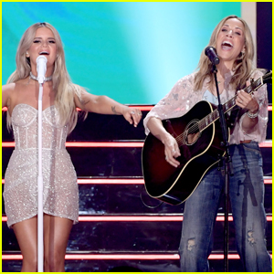 Maren Morris & Sheryl Crow Perform 'Shade' & 'Prove You Wrong' Together at CMT Music Awards 2019 - Watch!