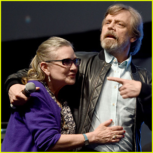 Mark Hamill Wants Carrie Fisher to Replace Donald Trump's Walk of Fame Star