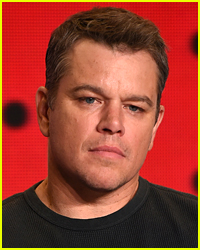 Matt Damon Ups His Selfie Game for Photo with Chris Hemsworth