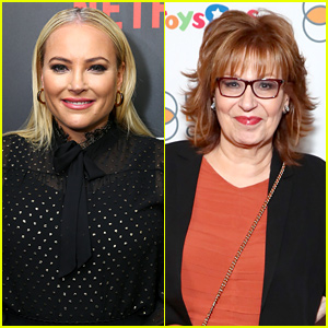 Meghan McCain Calls Joy Behar a 'Bitch' on 'The View' While Discussing Donald Trump