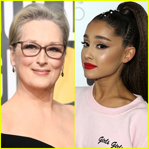 'The Prom' Netflix Movie Musical Will Star Meryl Streep, Ariana Grande, & More!