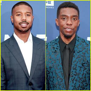 Michael B. Jordan, Chadwick Boseman & More Help Honor Denzel Washington at AFI Tribute Event!