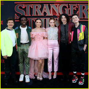 Millie Bobby Brown & Noah Schnapp Join 'Stranger Things' Cast at Season 3 Premiere