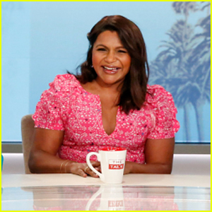 Mindy Kaling Says Her Daughter Likes to Hide Her Medications