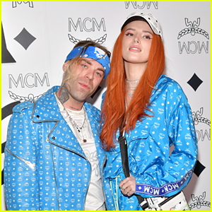 Bella Thorne's Ex Mod Sun Is Worried His Personal Pictures Will Leak Now, Too