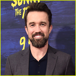 Rob McElhenney Reveals His New 'Mythic Quest' Series!
