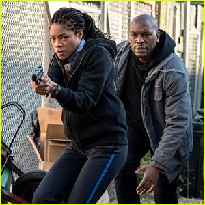 Naomie Harris & Tyrese Gibson Star in Trailer for New Thriller 'Black & Blue'