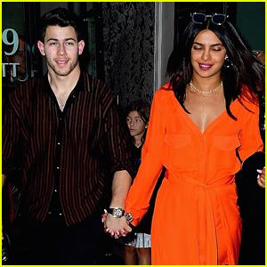 Nick Jonas & Priyanka Chopra Go Shopping With Joe Jonas