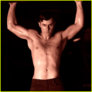 Modern Family's Nolan Gould Is All Grown Up, Shows Off Muscular Body in New Shirtless Shoot!
