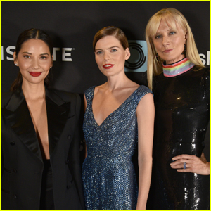 Olivia Munn Joins Joely Richardson & Emma Greenwell at 'The Rook' Screening