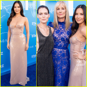 Olivia Munn Joins Joely Richardson, Emma Greenwell & 'The Rook' Cast at LA Premiere