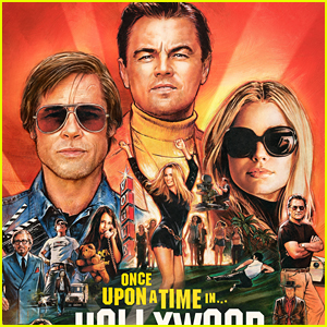 'Once Upon a Time in Hollywood' Debuts New Poster