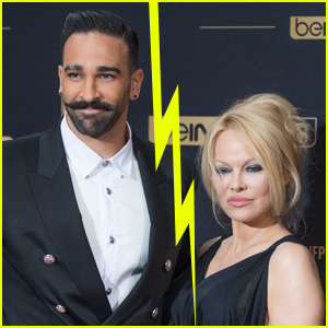Pamela Anderson Publicly Breaks Up with Adil Rami, Accuses Him of Abuse & Cheating