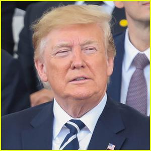 President Trump Calls NBC & MSNBC 'Unprofessional' Over Technical Difficulties at Democratic Presidential Debate