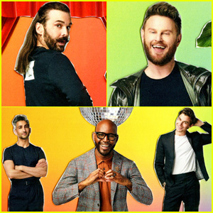 'Queer Eye' Fab Five Open Up About the People Who Changed Their Lives