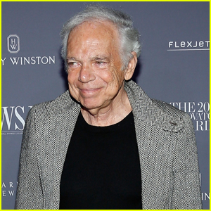 Ralph Lauren Becomes First American Designer to Receive Honorary Knighthood from Queen Elizabeth