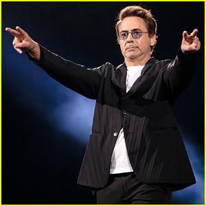 Robert Downey Jr. Will Clean Up Environment Using Robotics