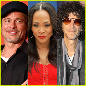 Robin Givens Speaks About That Brad Pitt Rumor & the Size of Howard Stern's Manhood on 'WWHL'