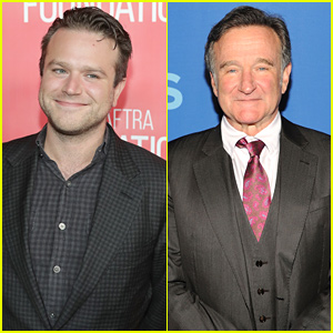 Robin Williams' Son Zachary Welcomes Son - Find Out His Name!
