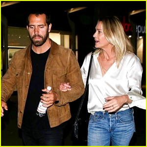 Robin Wright Makes Rare Appearance with Husband Clement Giraudet