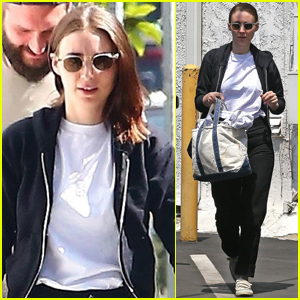 Rooney Mara Steps Out Amid Engagement Rumors