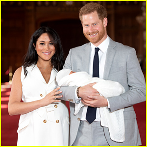 Meghan Markle & Prince Harry Announce Official Africa Tour With Baby Archie!