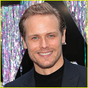 Sam Heughan Photos, News and Videos | Just Jared