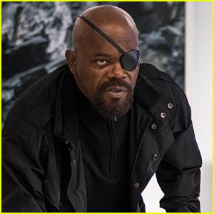 Samuel L. Jackson Is Not Happy Over Major Nick Fury Error on 'Spider-Man' Poster