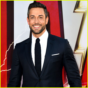 Zachary Levi Sings 'Tangled' Song for Kid in Hospital - Watch the Video!