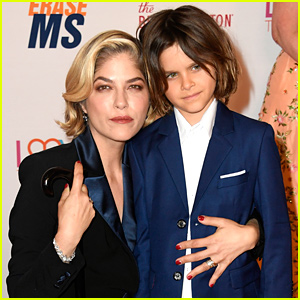 Selma Blair Shaves Her Hair Off With Help From Son