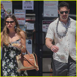 Sofia Vergara & Joe Manganiello Enjoy Vacation in Hawaii!