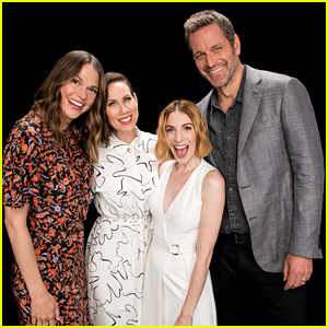 'Younger' Stars Say to Expect a Cliffhanger Every Episode This Season