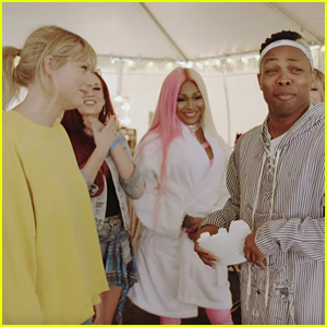 Taylor Swift Asked Todrick Hall To Be Executive Producer On Her New Video In The Cutest Way!