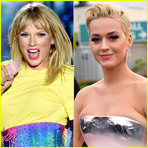 Taylor Swift Reveals How She Got Katy Perry to Cameo in 'You Need to Calm Down' Video
