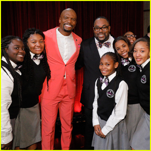Terry Crews Gives Golden Buzzer to Detroit Youth Choir on 'America's Got Talent' - Watch Now!
