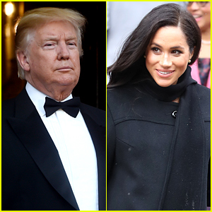 Trump Tries to Explain His Meghan Markle 'Nasty' Comment