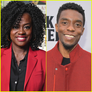 Viola Davis & Chadwick Boseman to Star in 'Ma Rainey's Black Bottom' Film on Netflix