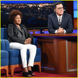 Wanda Sykes Jokes The NSA Are Spying On Stephen Colbert!