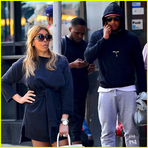 Wendy Williams & New Boyfriend Marc Tomblin Go Shopping in New York City
