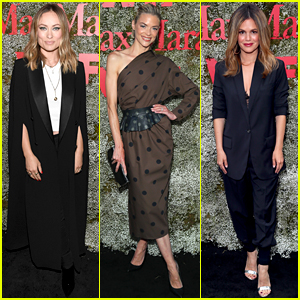 Olivia Wilde, Jaime King, & Rachel Bilson Celebrate the Face of the Future!