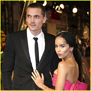 Zoe Kravitz Marries Karl Glusman Again in Paris!
