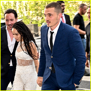 Zoe Kravitz & Karl Glusman Are Joined By So Many Celebs at Wedding Rehearsal Dinner!